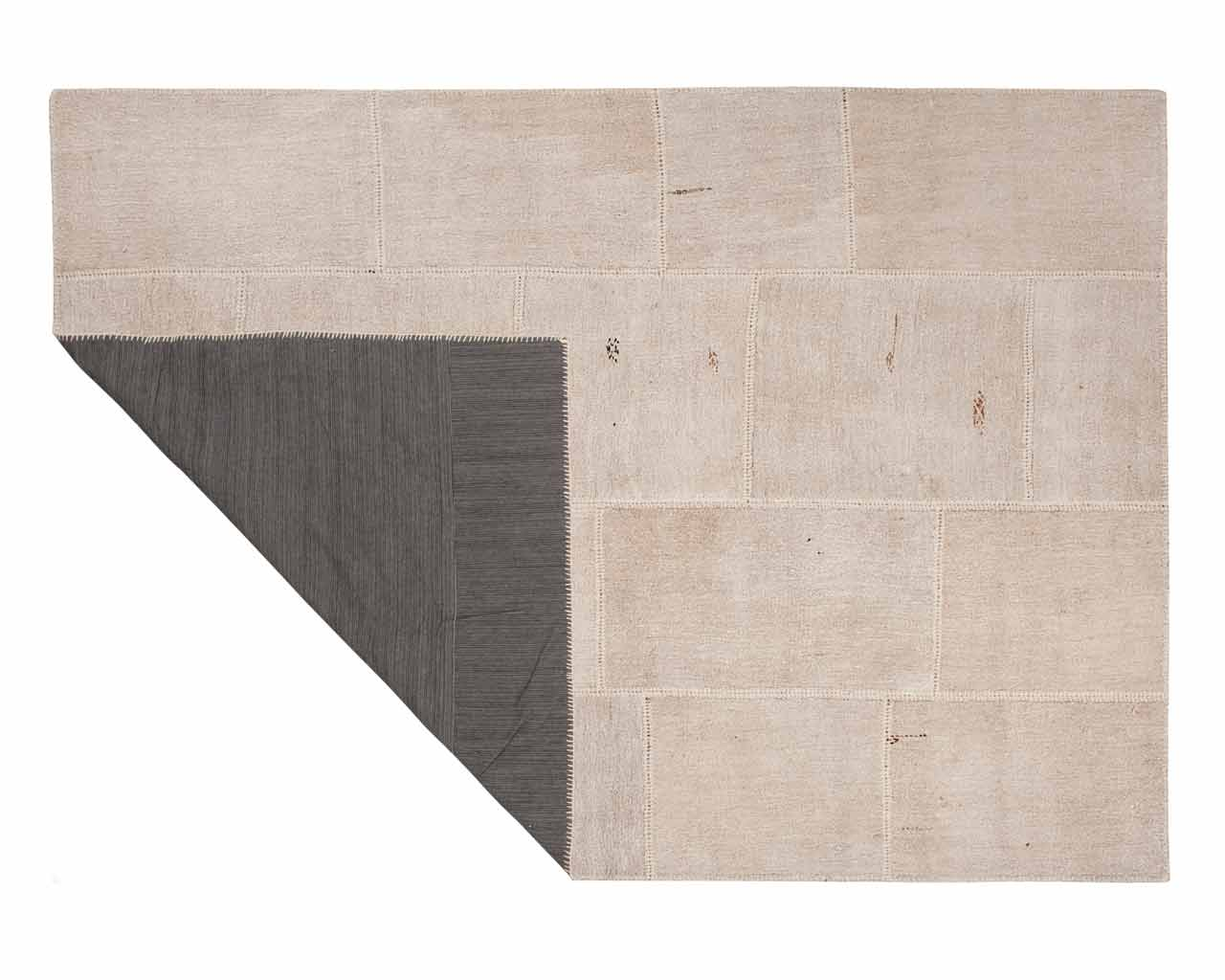 modern hemp carpet folded white patchwork sukhi perfect area rug soft