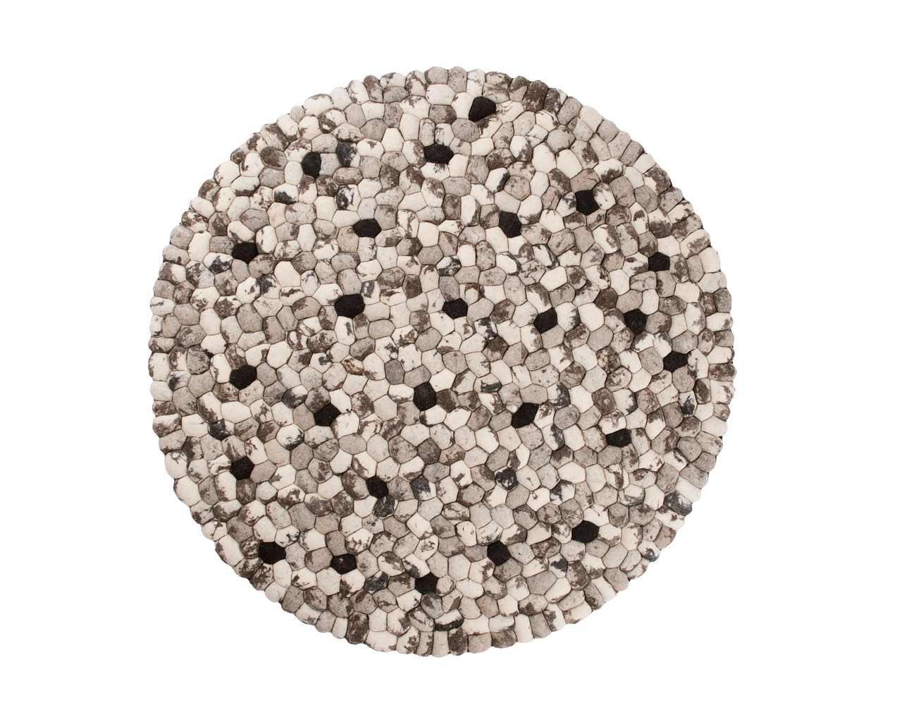 round rugs online buy black white colours