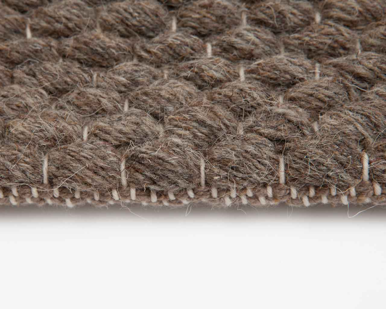 woven handmade wool india natural color 1